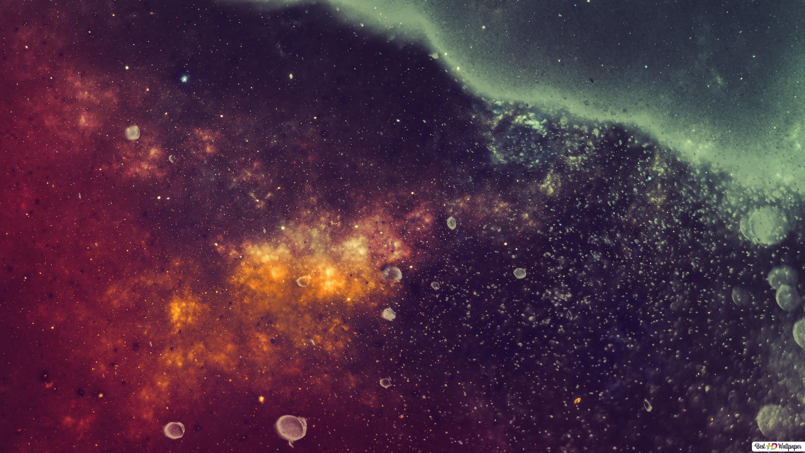 Hd Wallpapers Universe Space Planet Universe Digital Art Landscape