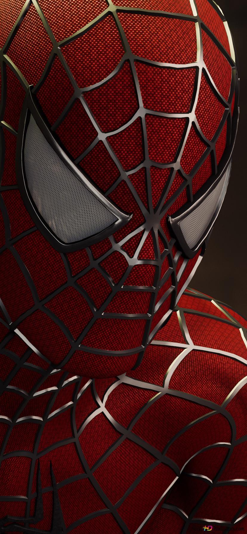 Marvels Spider Man The Heist Spiel Spiderman Held Hd