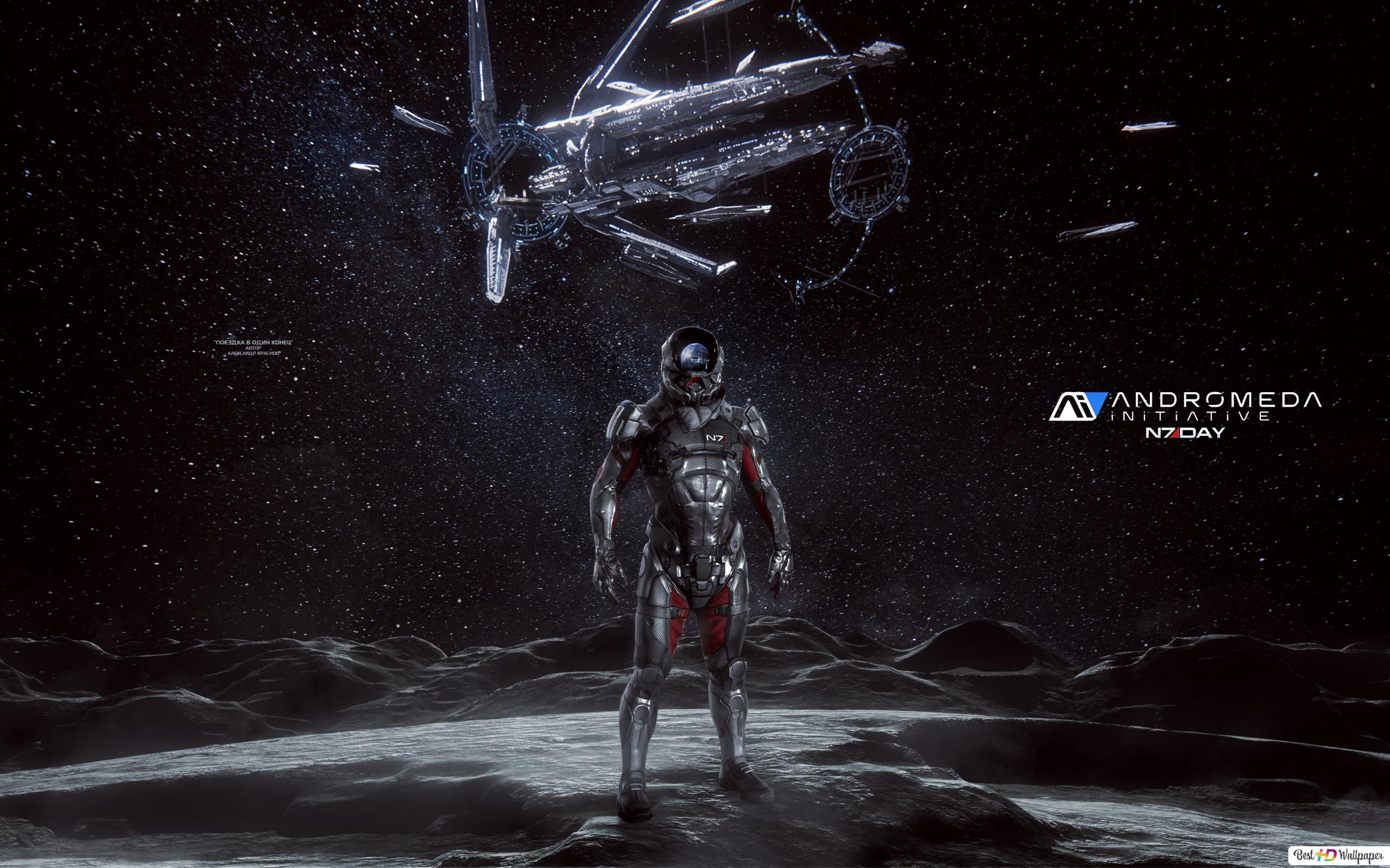 Mass Effect Andromeda Hd Wallpaper Download