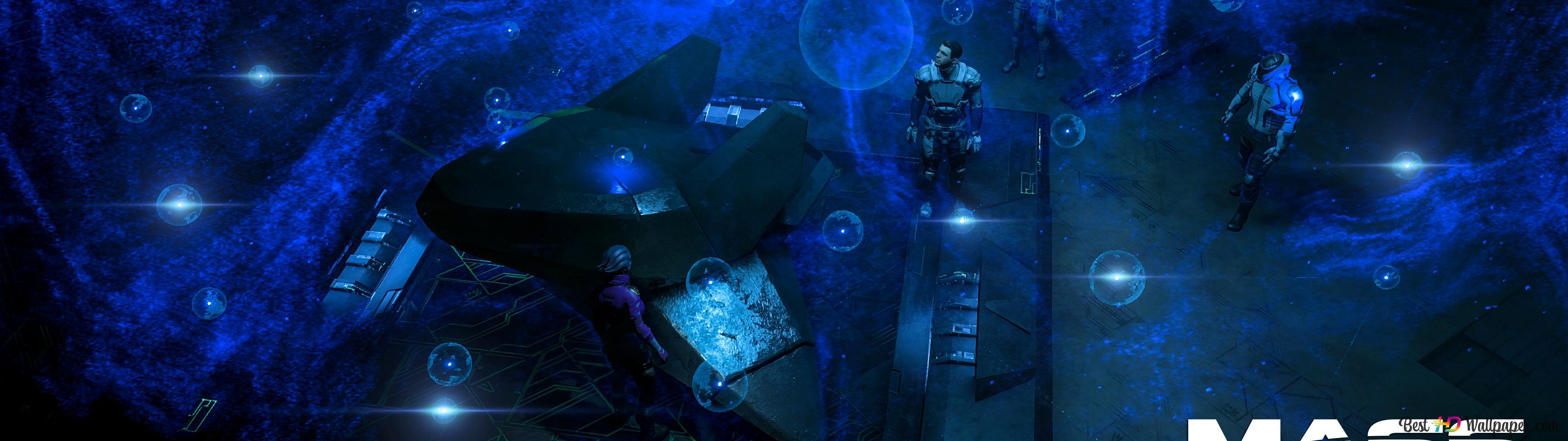 Mass Effect Andromeda Hd Wallpaper Download