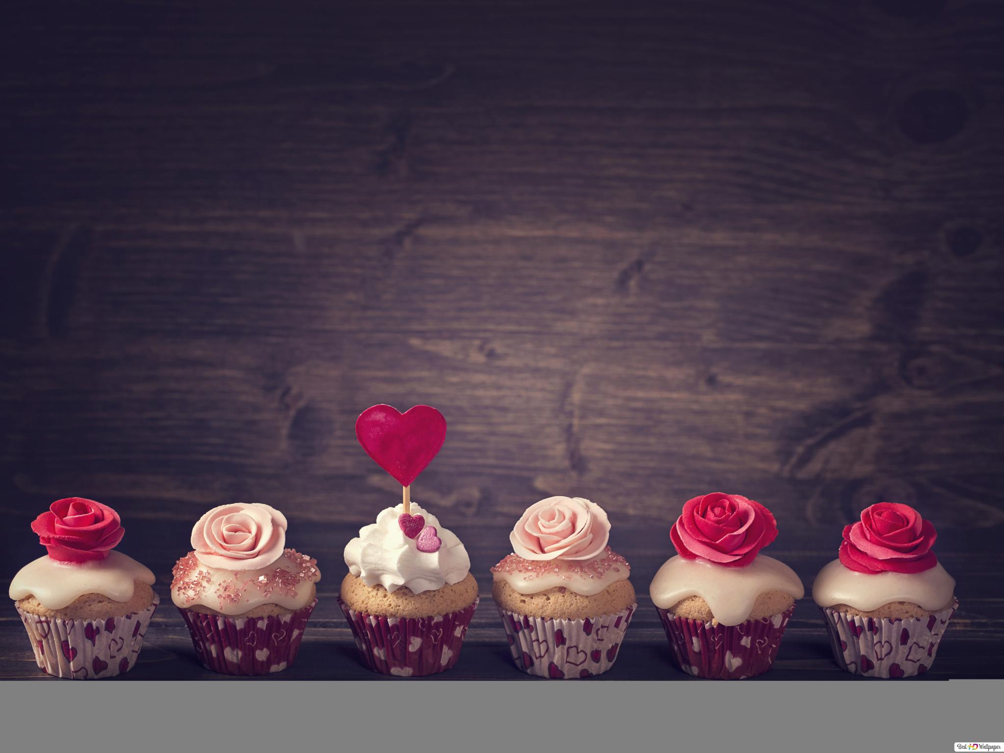 美しいカップケーキ Hd壁紙のダウンロード