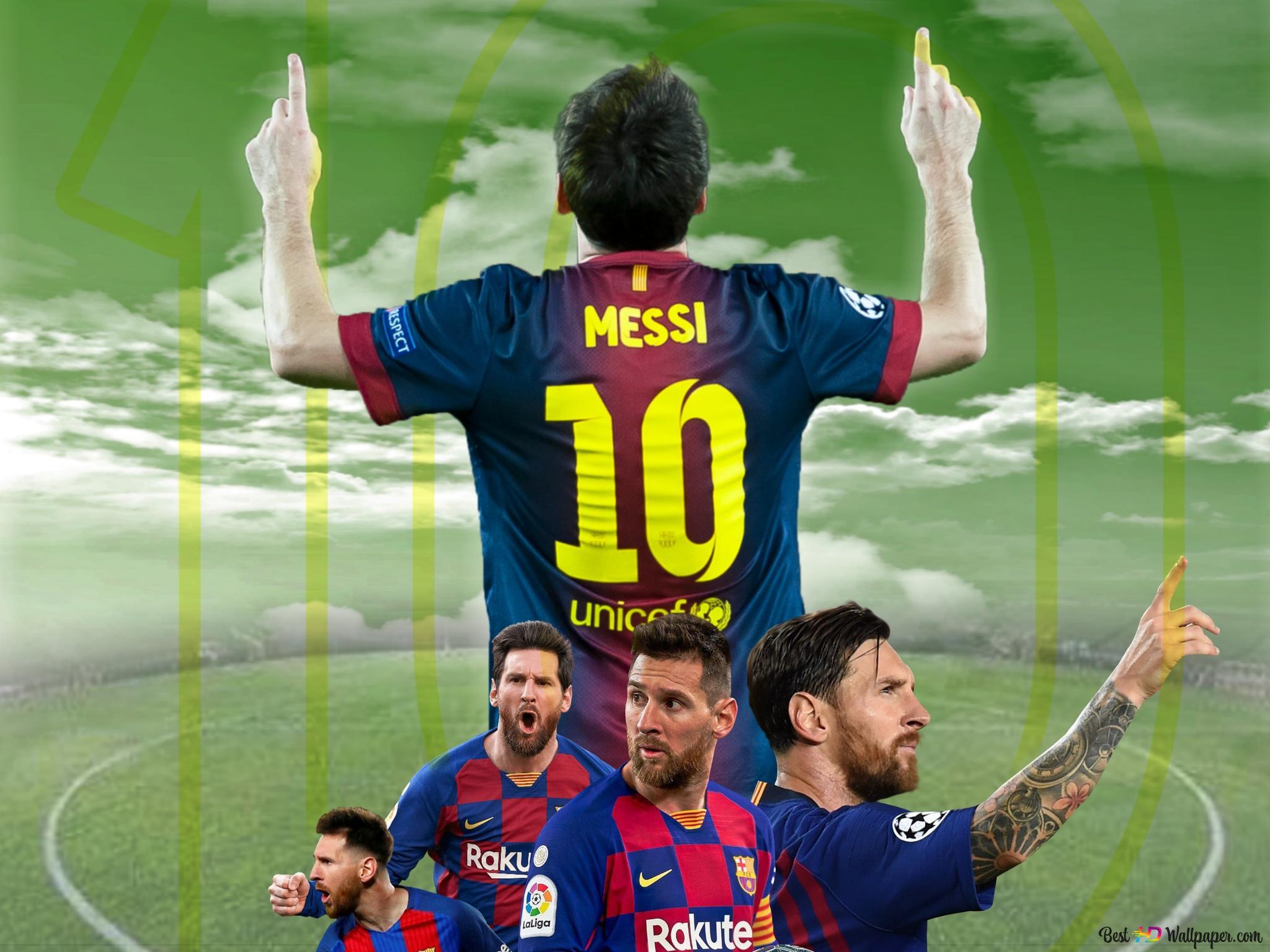 Meilleur Joueur Leo Messi Hd Fond D Ecran Telecharger
