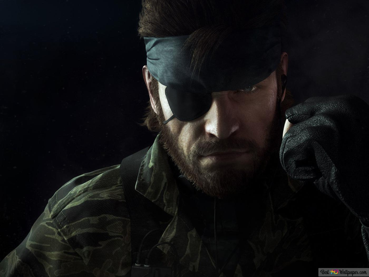 Metal Gear Solid 3: Snake Eater HD Wallpaper Download