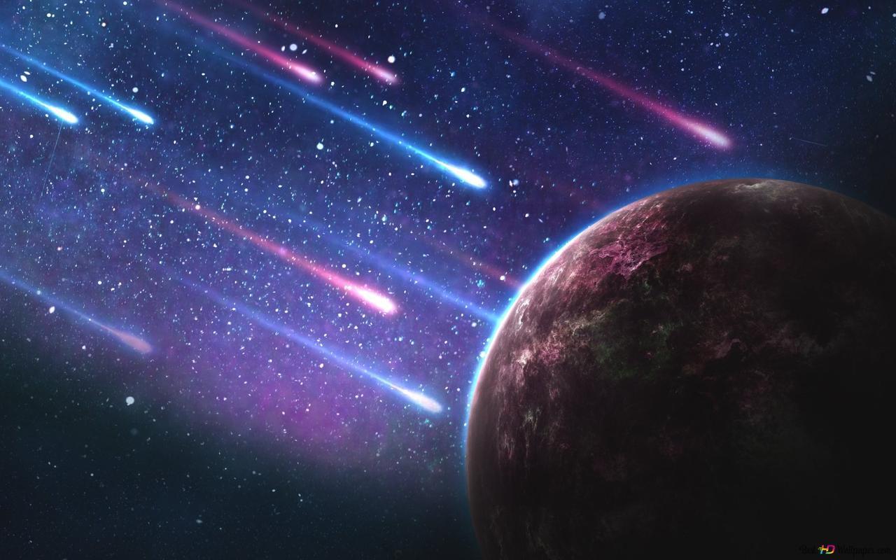 Meteor Doccia 4k Download Di Sfondi Hd