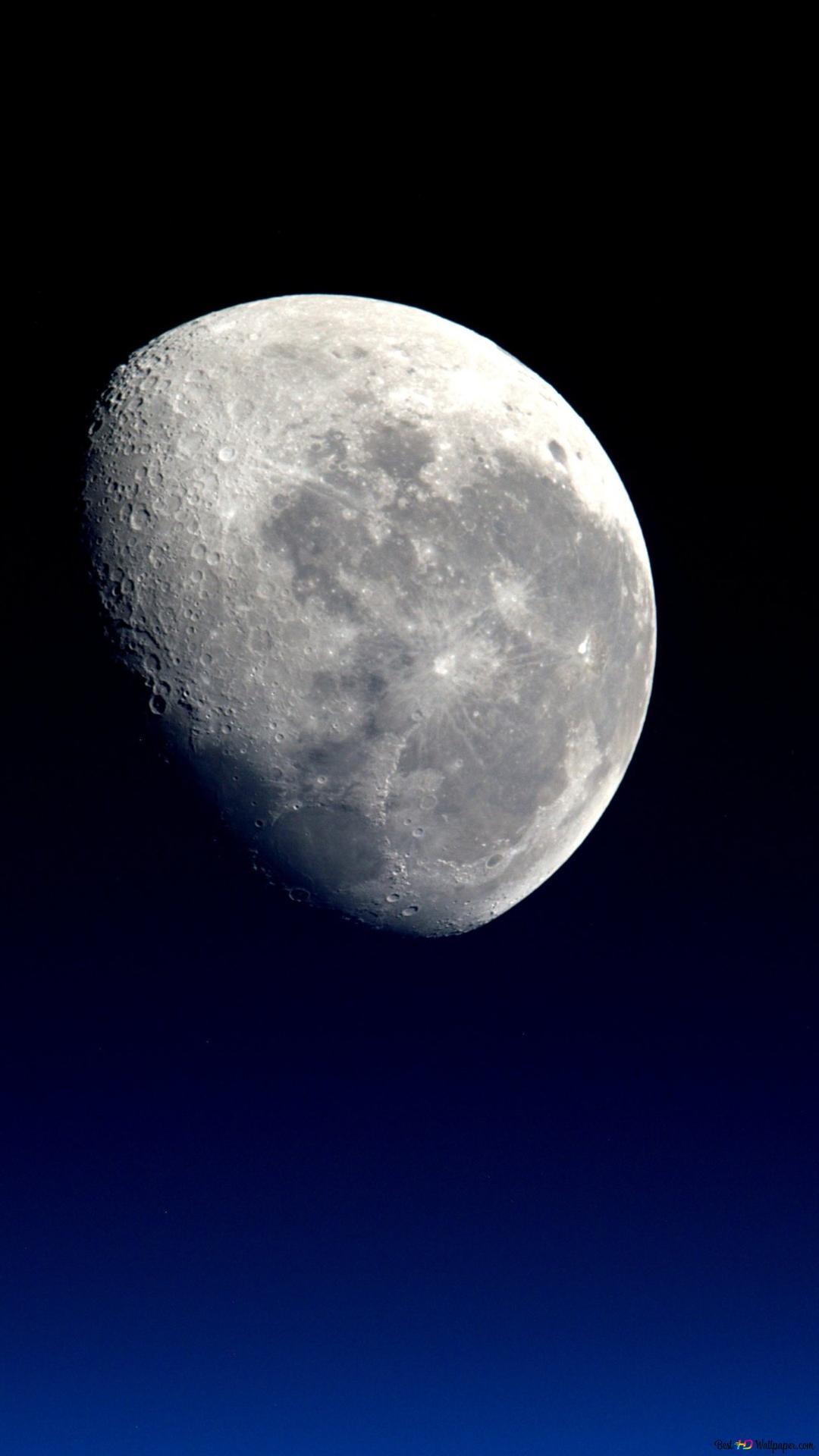 Luna sfondo iphone