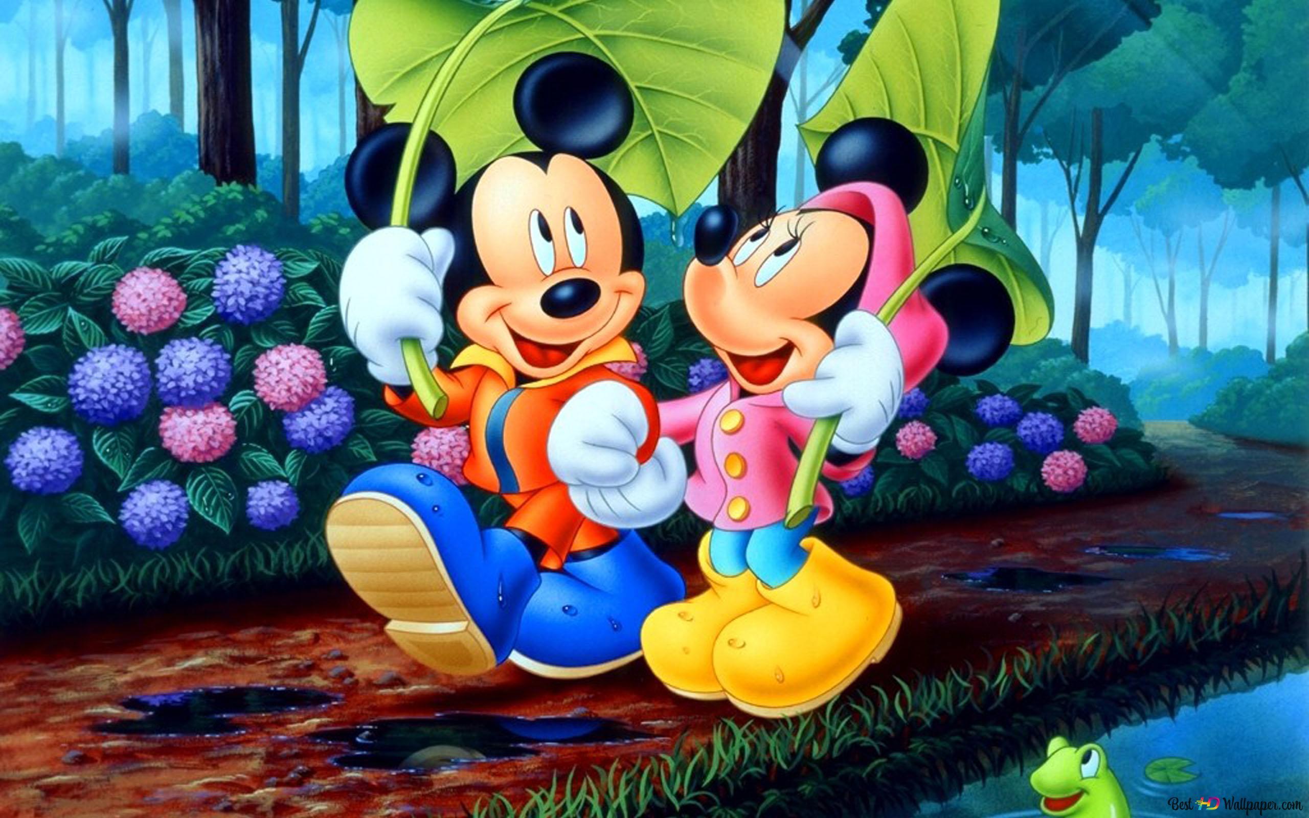 Mickey Mouse Cartoon Stazeni Hd Tapety