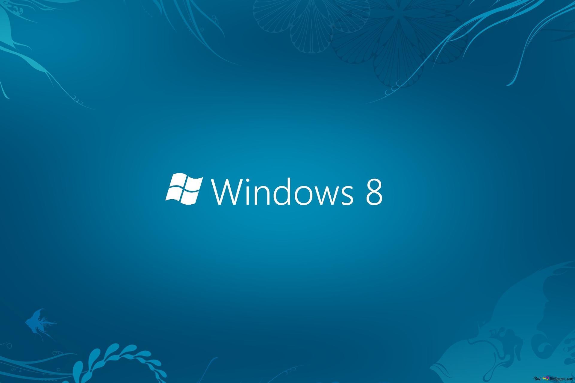 Microsoft Windowsの8 Hd壁紙のダウンロード