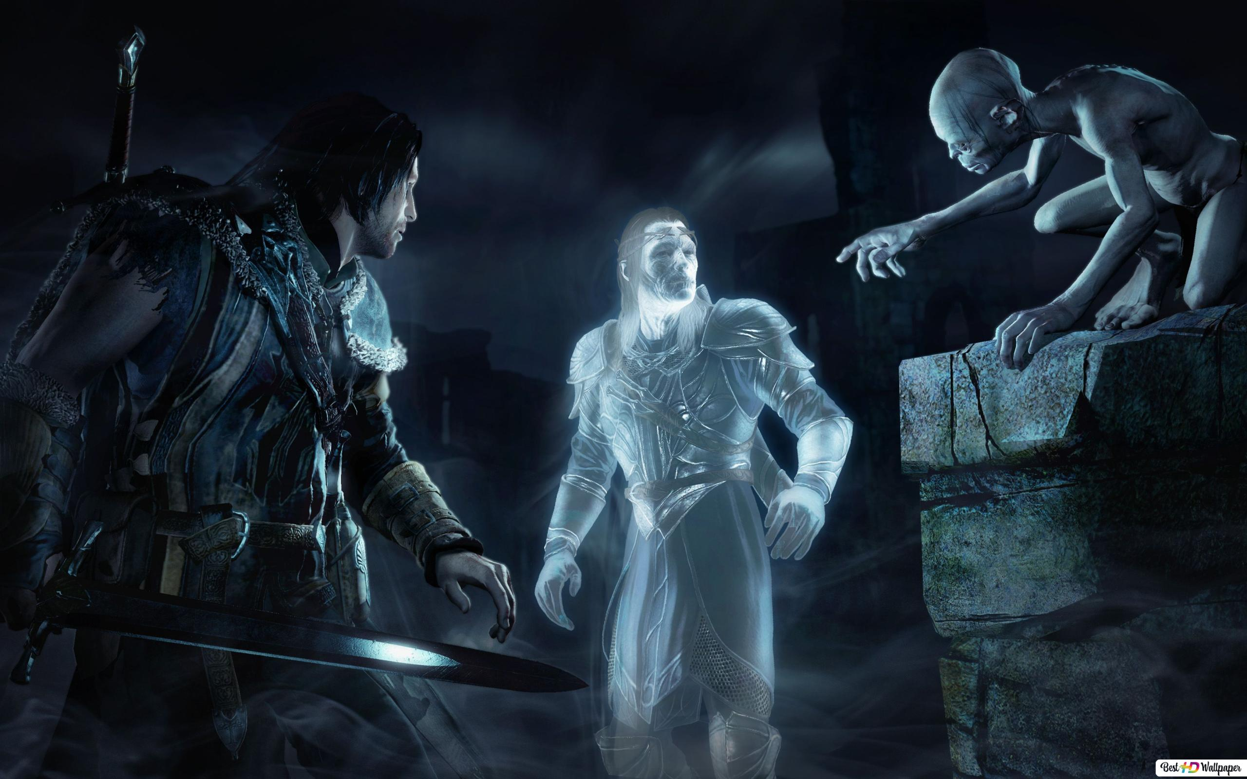 Middle Earth Shadow Of Mordor Hd Wallpaper Download