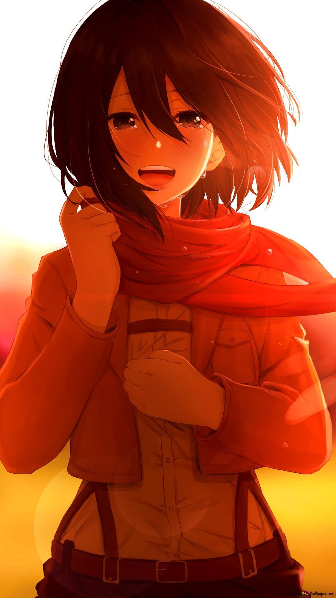 Mikasa Hd Wallpaper Download