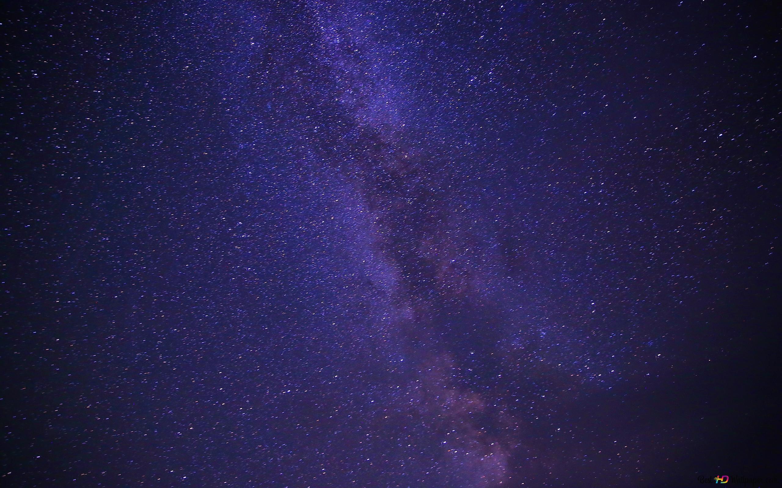 Miliardi Di Stelle Nel Cielo Notturno Download Di Sfondi Hd