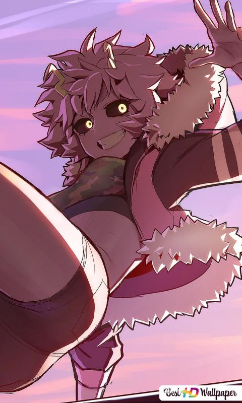 Mina Ashido Hd Wallpaper Download