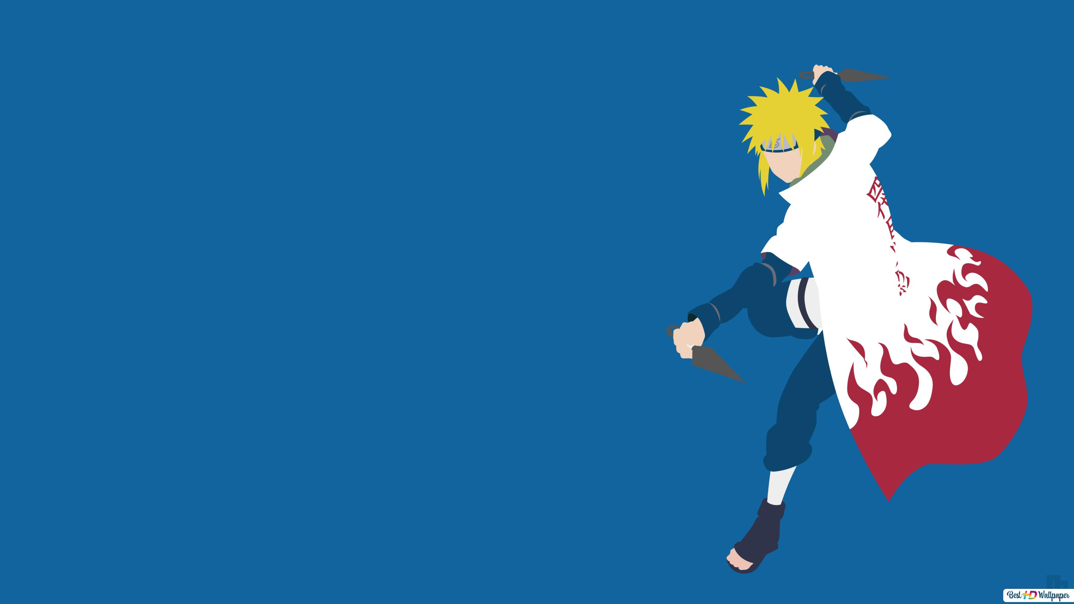 Minato Namikaze Of Naruto Hd Wallpaper Download
