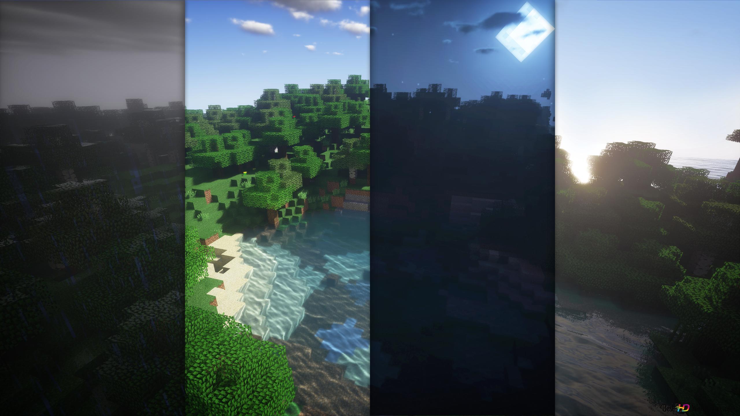 Minecraft Hd Wallpaper Download
