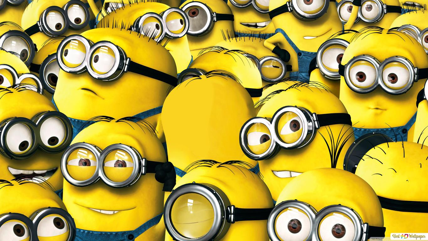 Minions The Movie Hd Wallpaper Download