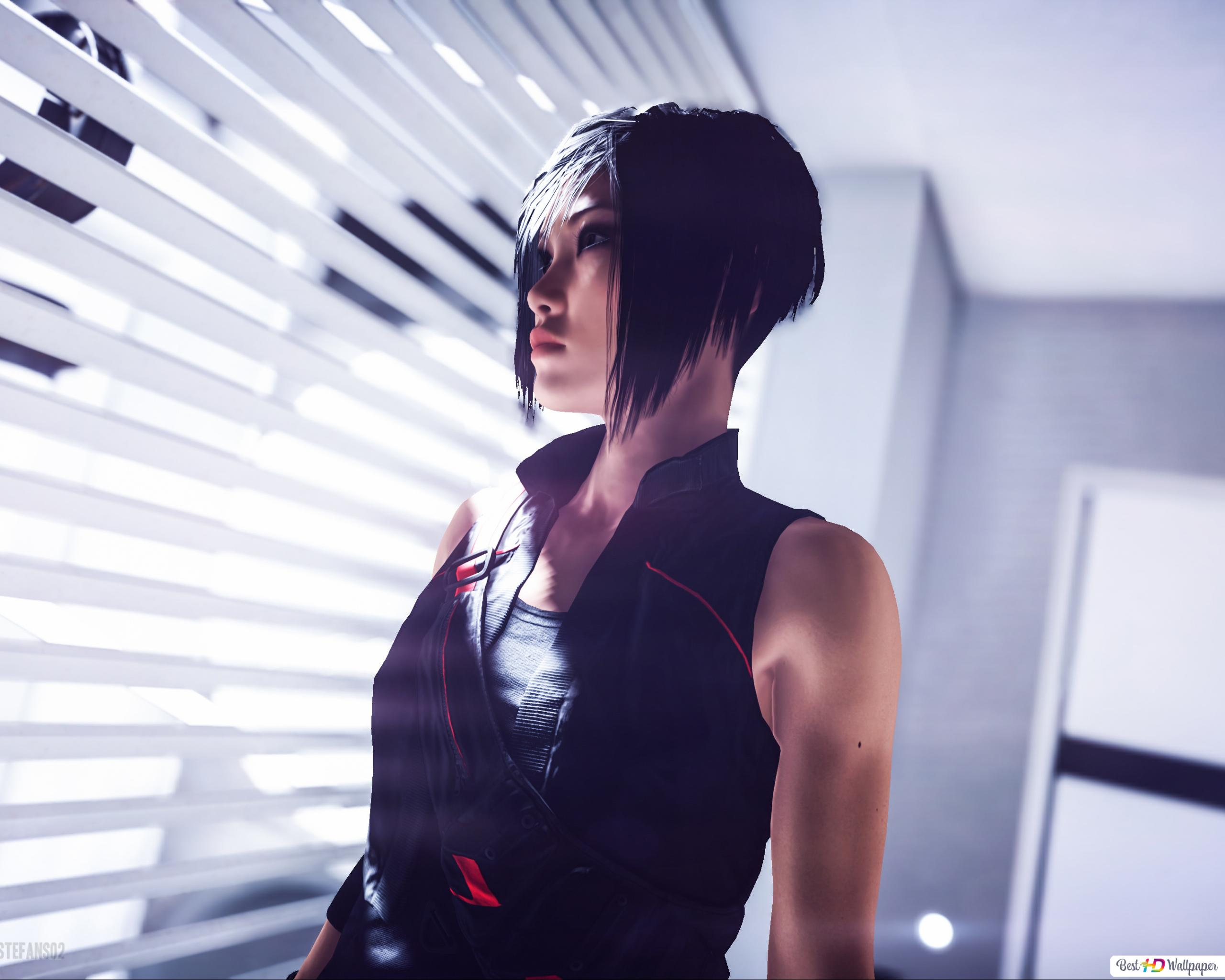 Mirror S Edge Catalyst Faith Connors Cosplay Hd Wallpaper Download