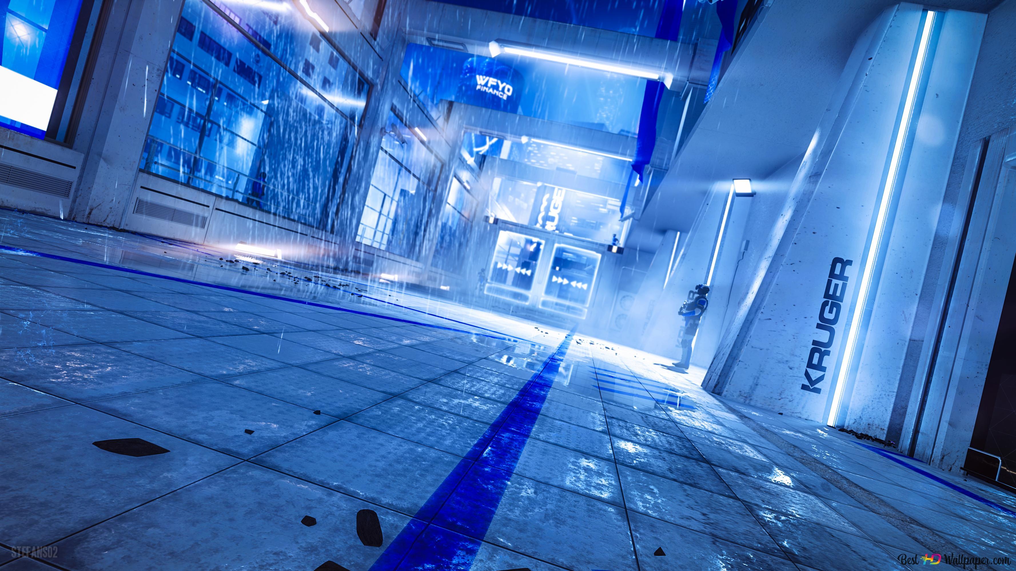 Mirror S Edge Catalyst Hd Wallpaper Download