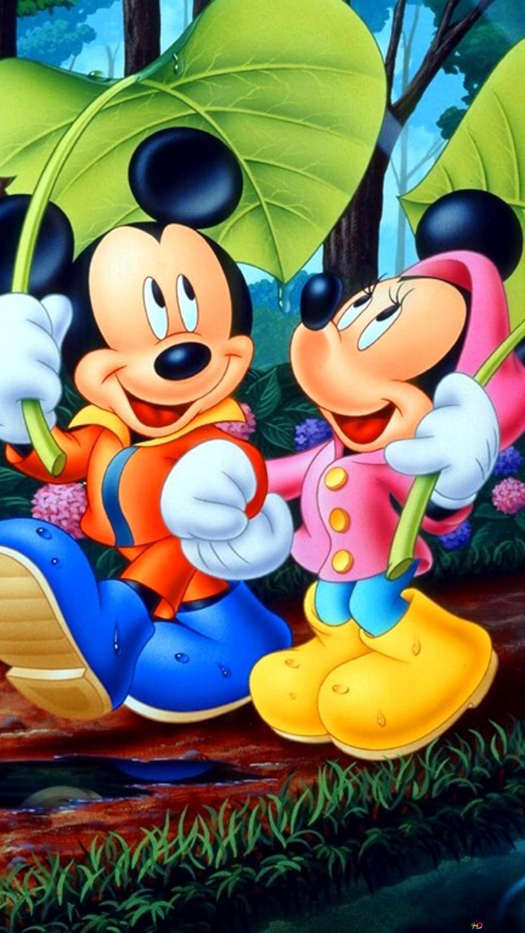 ミッキーマウスの漫画 Hd壁紙のダウンロード