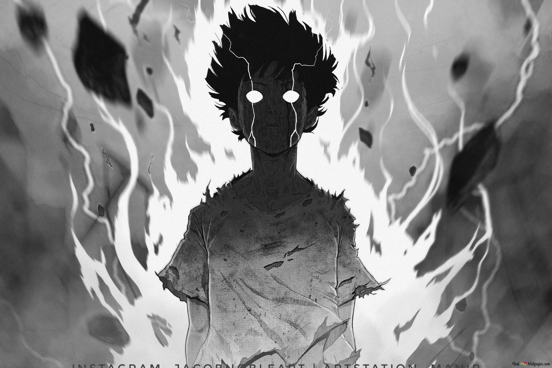 Mob Psycho 100 - Shigeo Kageyama 100