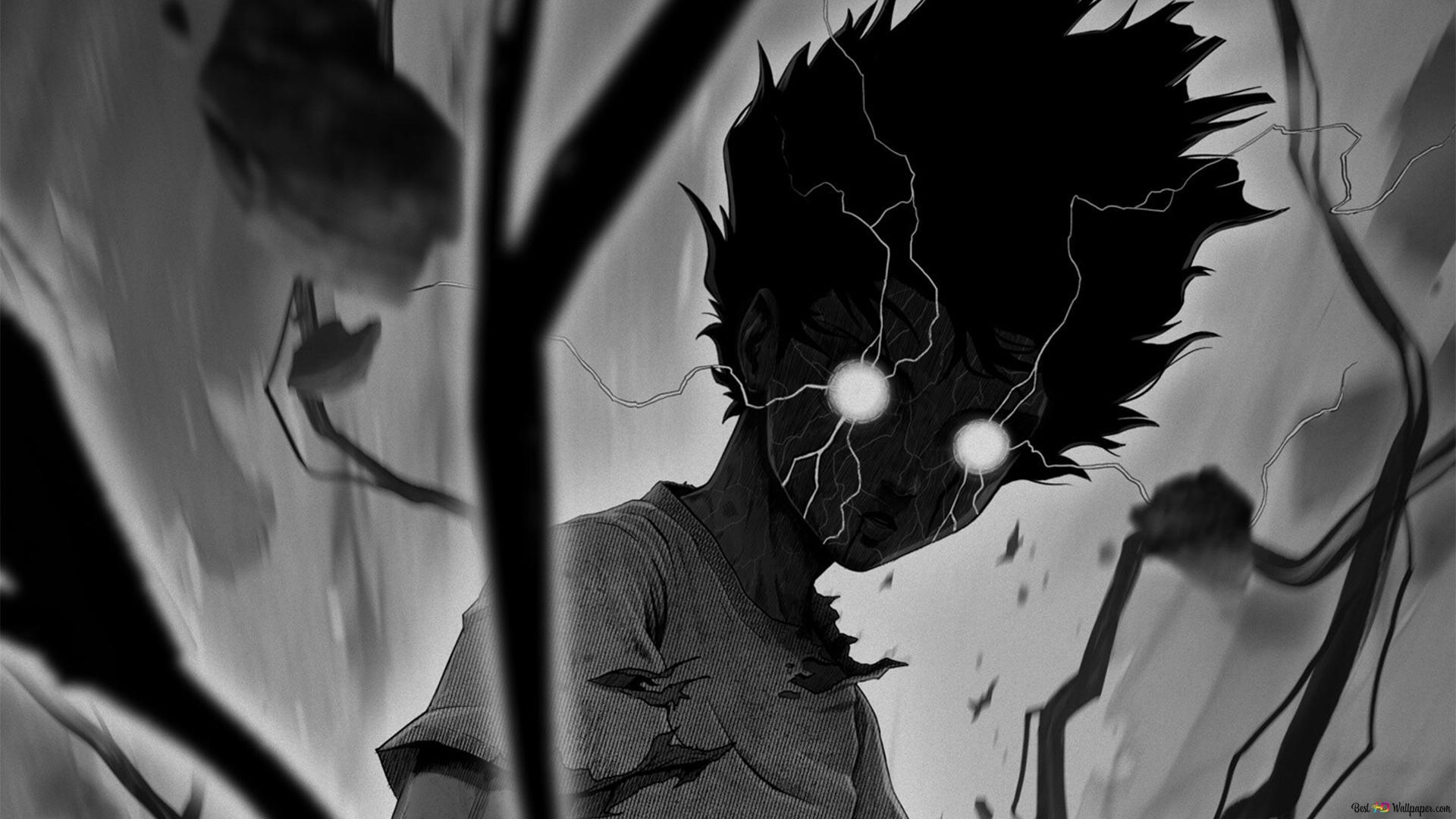 Mob Psycho 100 - Shigeo Kageyama (White