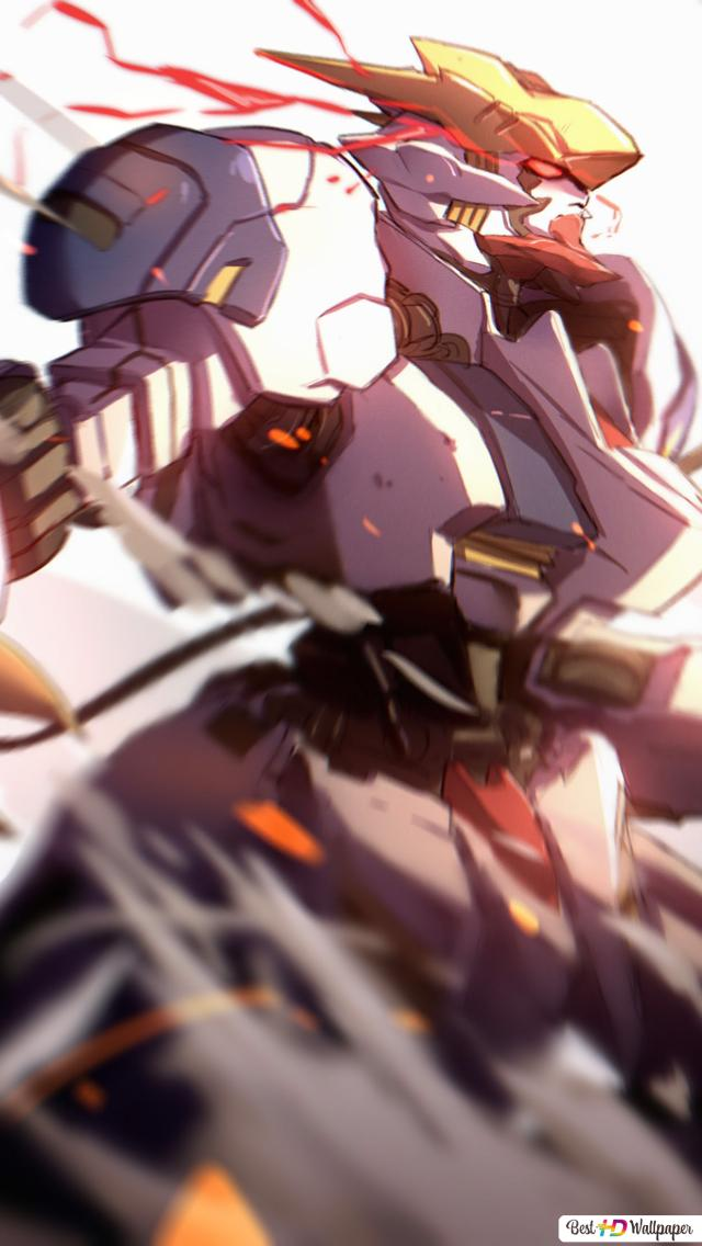 Mobile Suit Gundam Iron Blood Orphans Asw G 08 Gundam