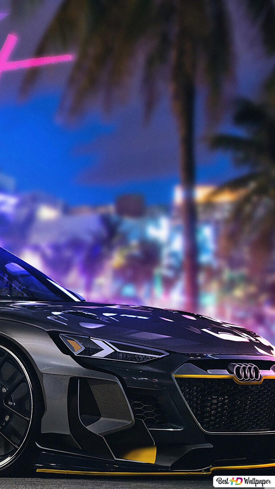 Modified Audi Need For Speed Heat Video Game Ultrahd Hd Wallpaper Download