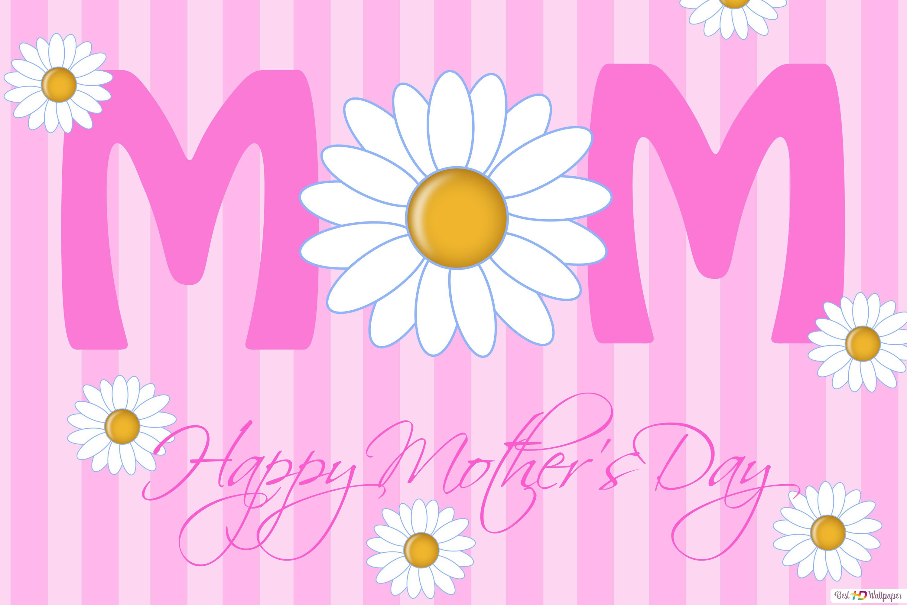 Mom Happy Mother S Day Hd Wallpaper Download