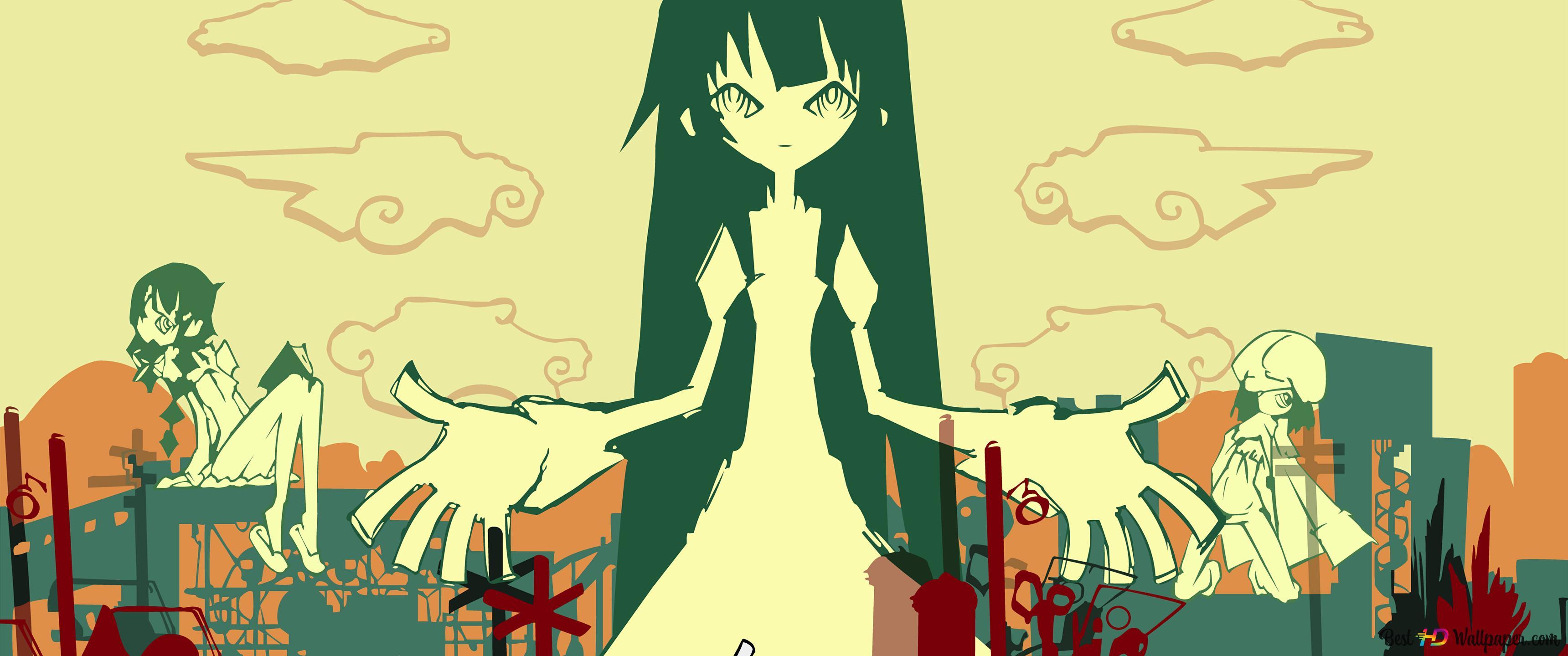 Monogatari Hd Wallpaper Download