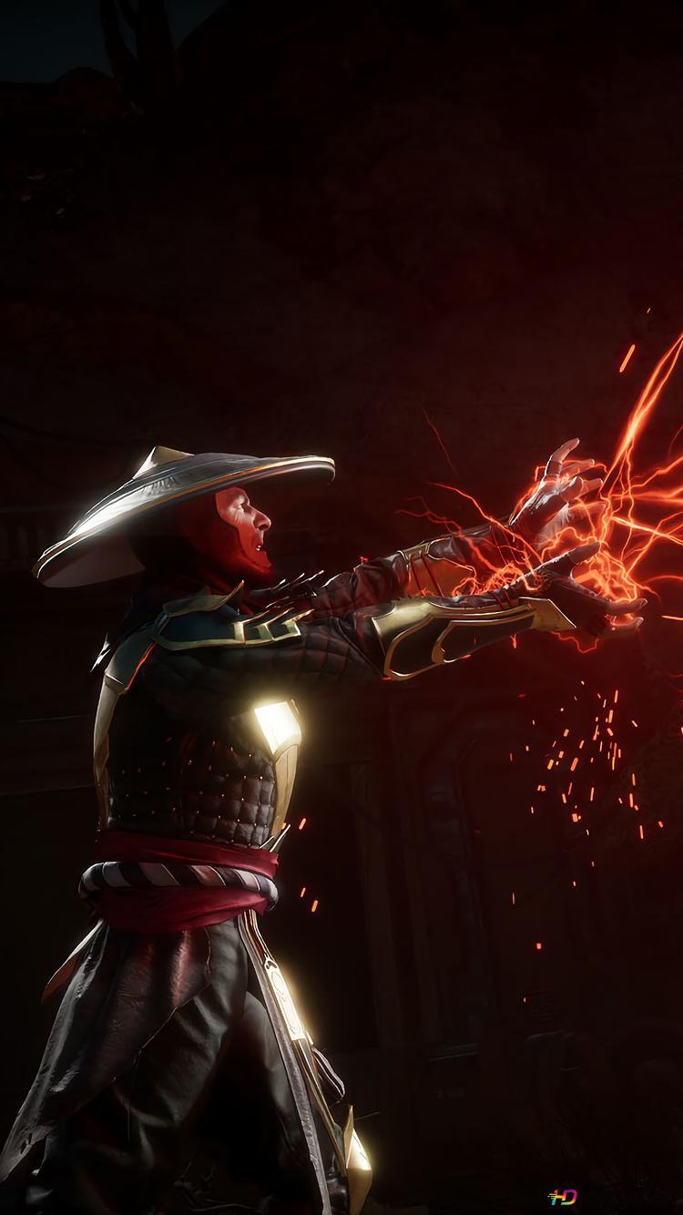 Mortal Kombat 11 Raiden Vs Scorpion Hd Wallpaper Download