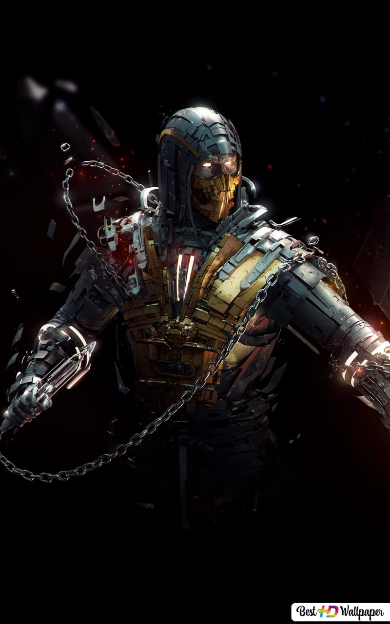 Mortal Kombat X Scorpion Vs Sub Zero Hd Wallpaper Download