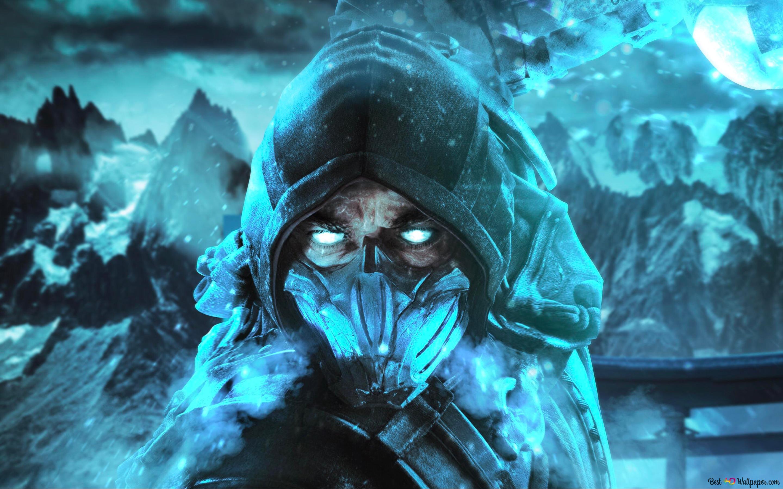 Mortal Kombat X Sub Zero Fanart Hd Wallpaper Download