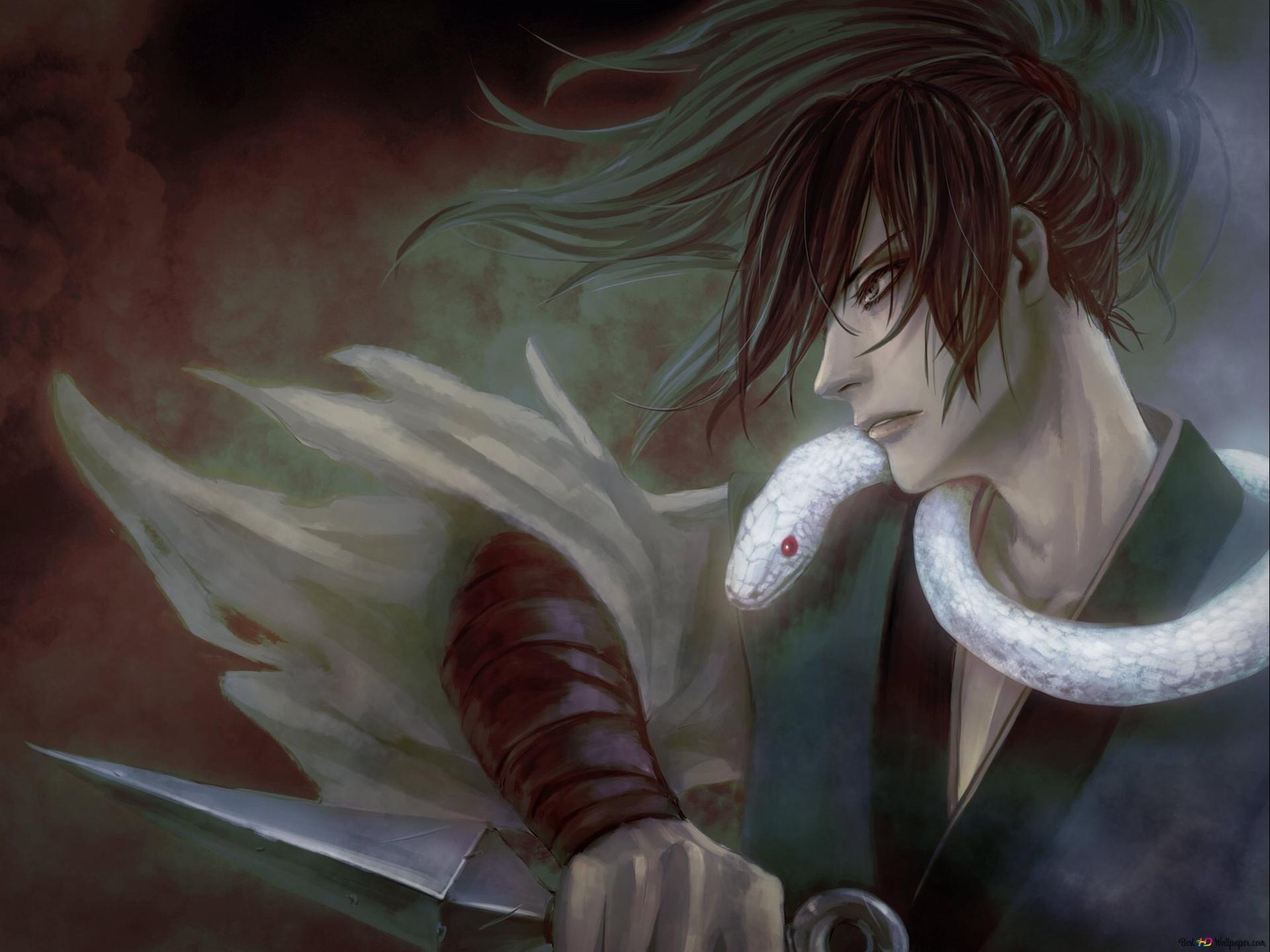 Muramasa The Demon Blade Arashimaru Hd Wallpaper Download