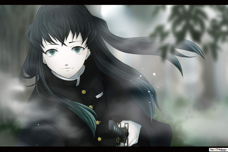 مويشيرو توكيتو - قاتل الشياطين تنزيل خلفية HD