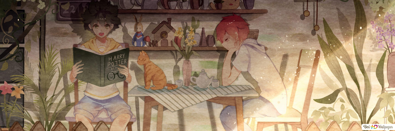 My Hero Academia Izuku Midoriya Shoto Todoroki Hd Wallpaper Download