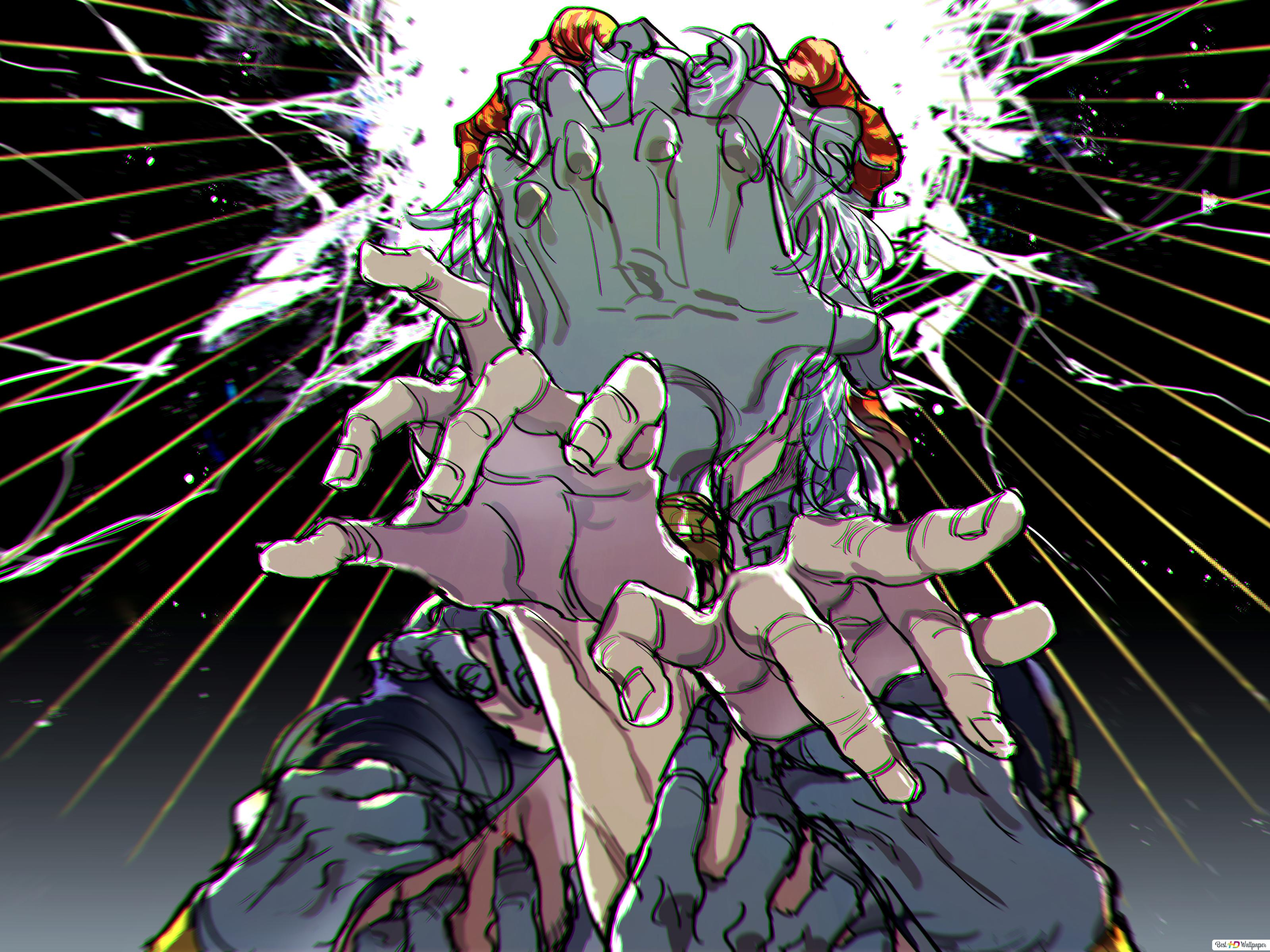 My Hero Academia Tomura Shigaraki Villain Hd Wallpaper Download