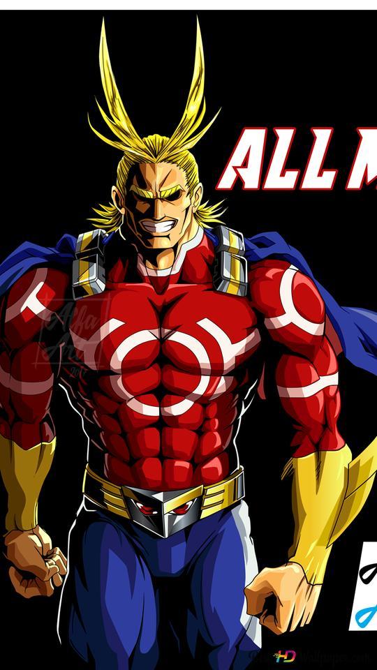 My Hero Academia - tous ceux-là, l'art Alfa HD fond d'écran télécharger