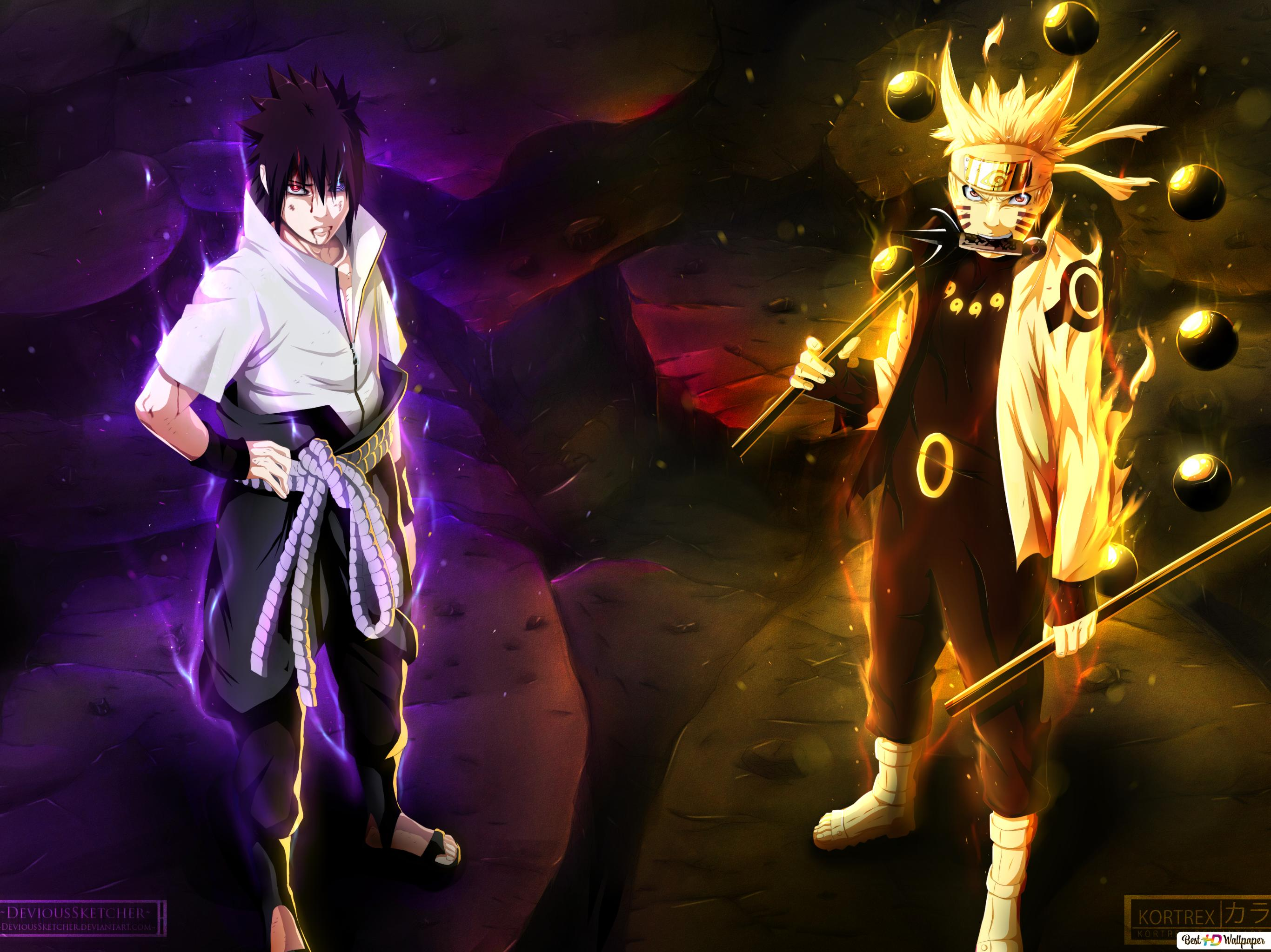 Naruto 3d Hd Wallpaper Download