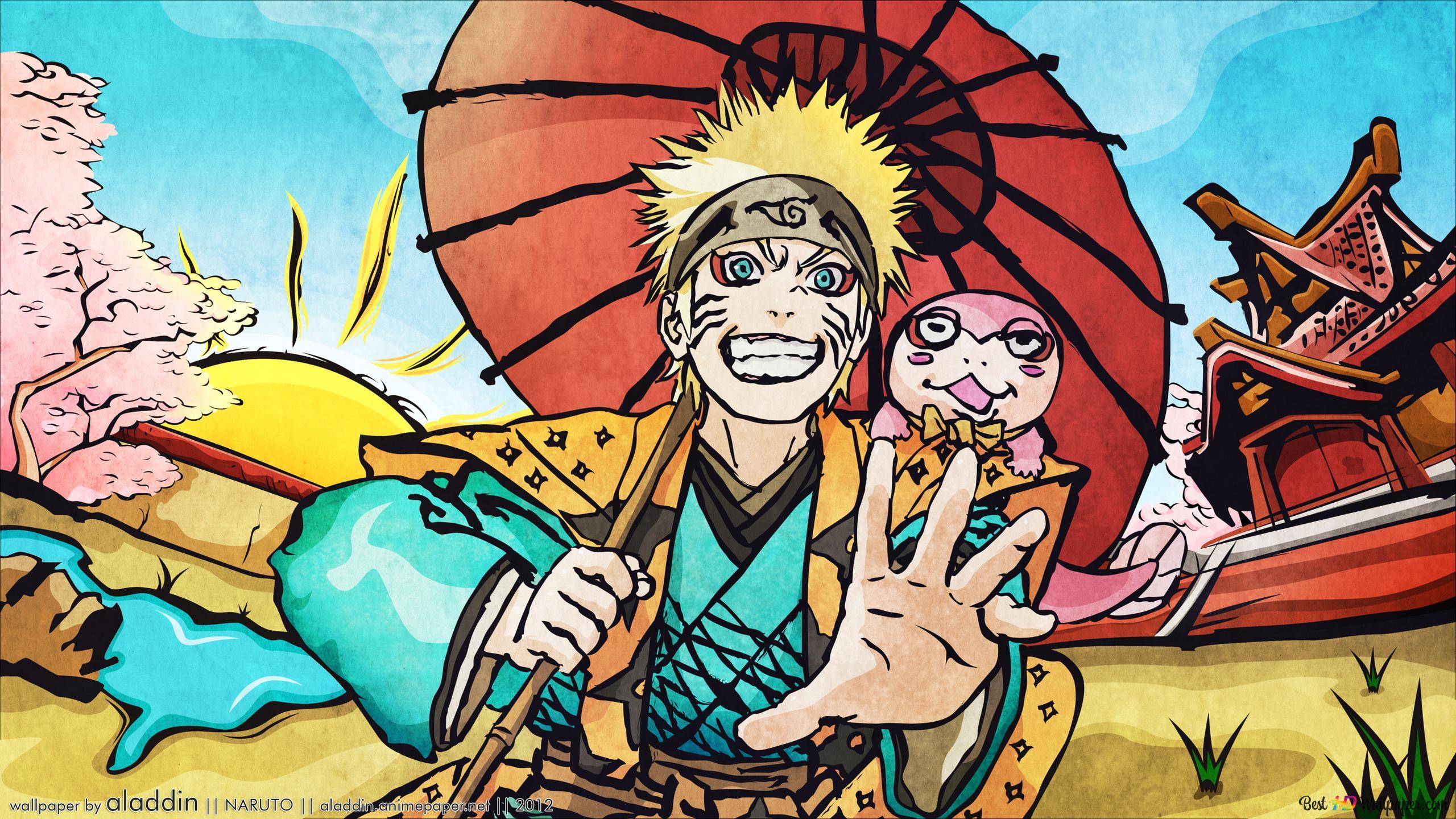Naruto Anime Series Download Di Sfondi Hd