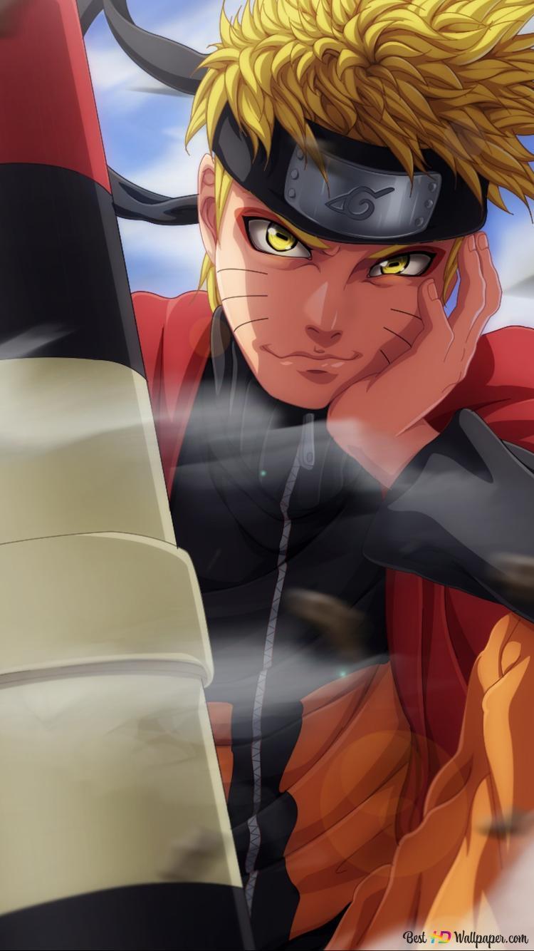 Naruto ナルト 疾風伝 ナルト仙人モード Hd壁紙のダウンロード