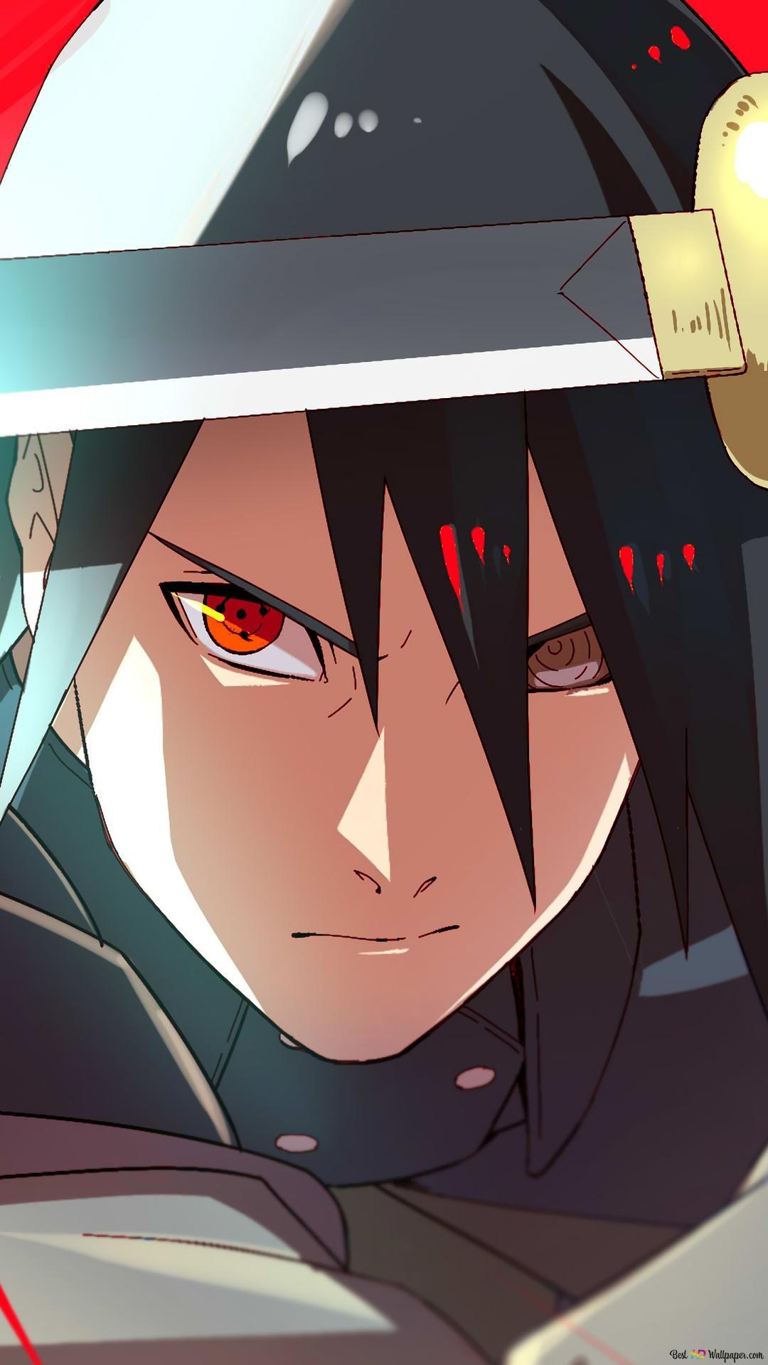 Naruto Sasuke Uchiha Hd Hintergrundbilder Herunterladen