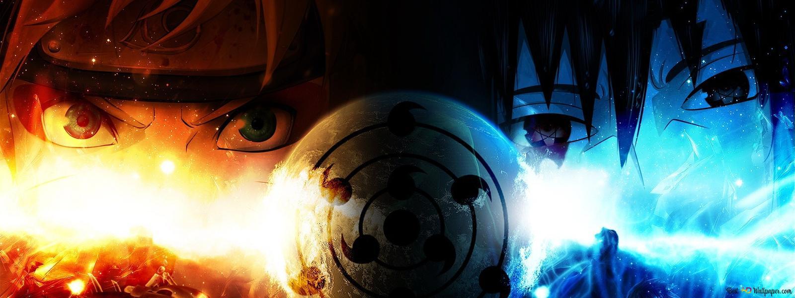 Naruto Sasuke Hd Wallpaper Download