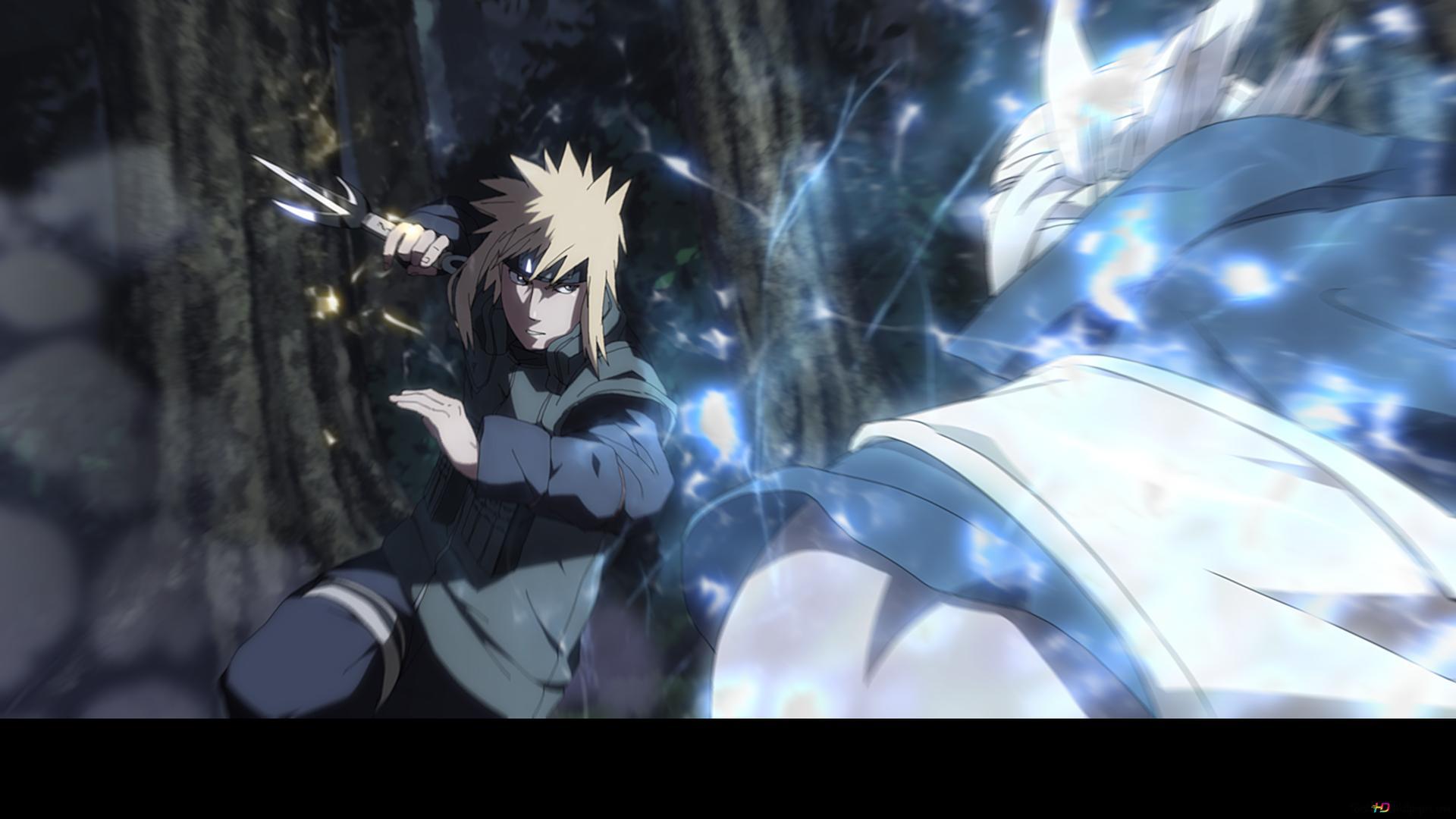 Descargar Fondo De Pantalla Naruto Shippuden Cuarto Hokage