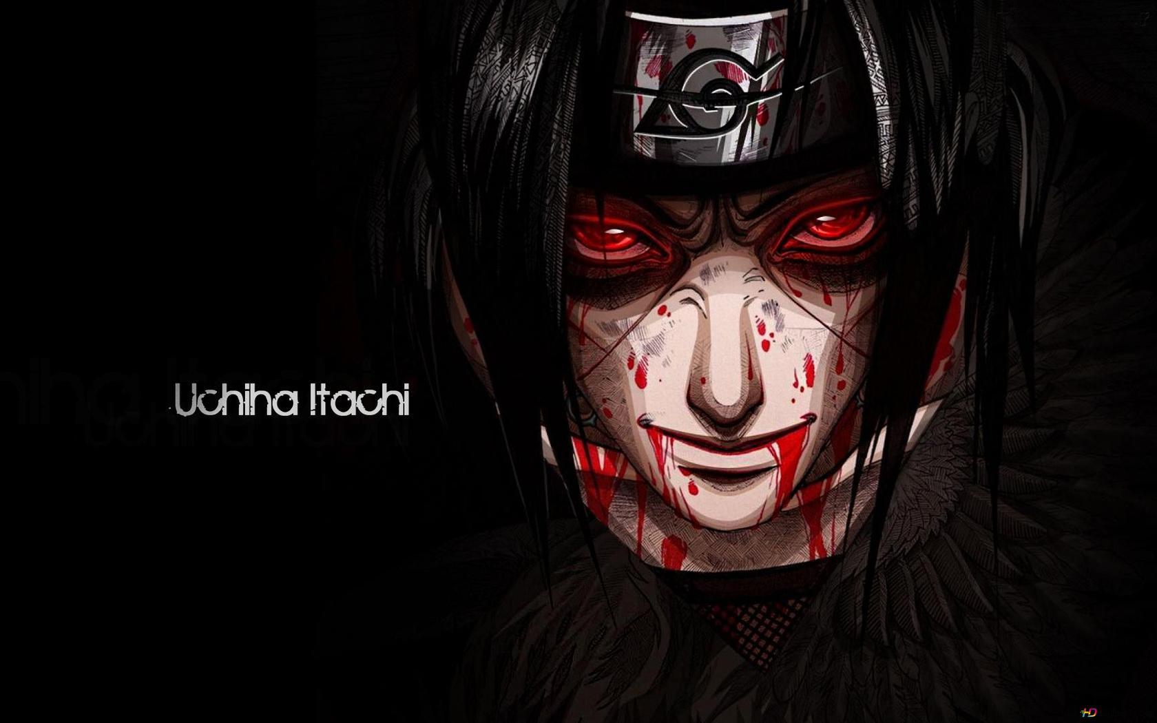 Naruto Shippuden Itachi Uchiha Hd Hintergrundbilder