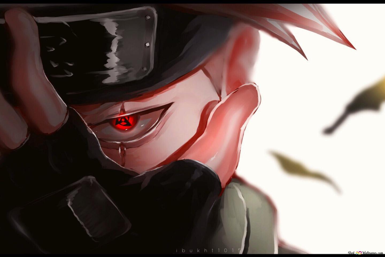Naruto Shippuden Kakashi Do Sharingan Hd Wallpaper Download