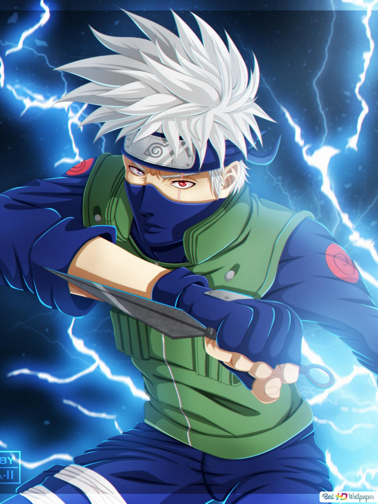 Kakashi Hatake Supreme Wallpaper