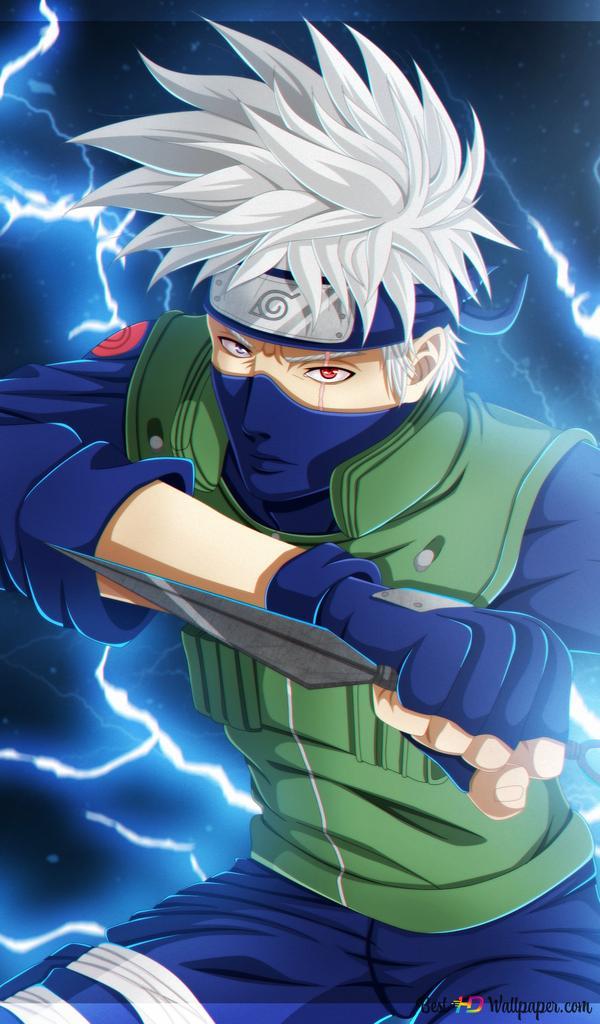 Naruto Shippuden - Kakashi Hatake Lightning Jutsu HD