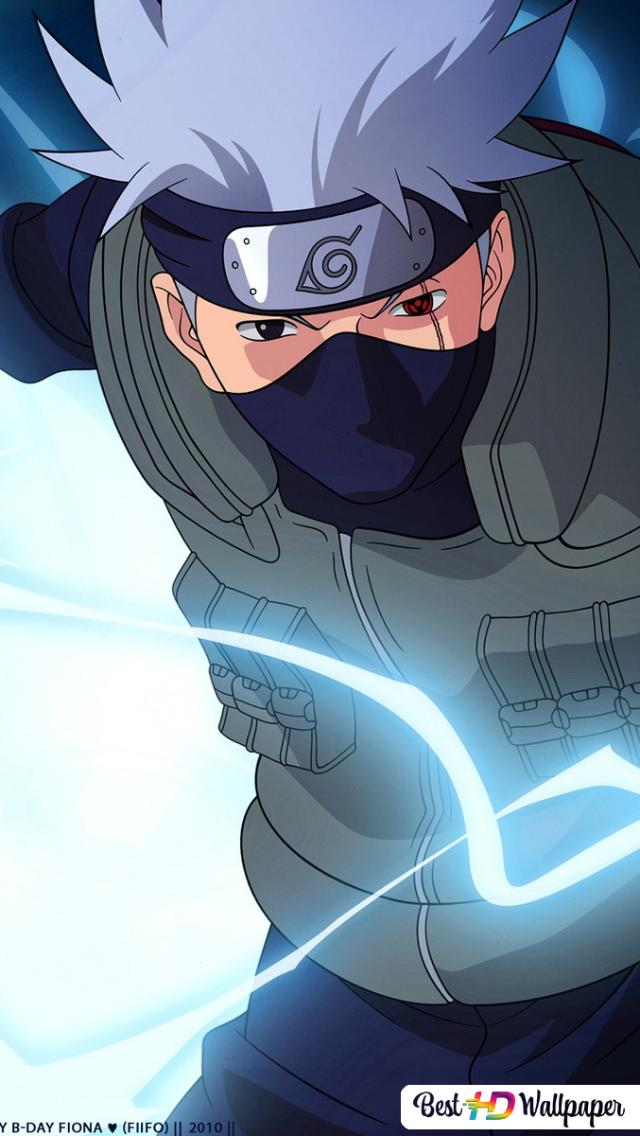 Naruto Shippuden - Kakashi Hatake, Sixième Hokage HD fond d'écran télécharger