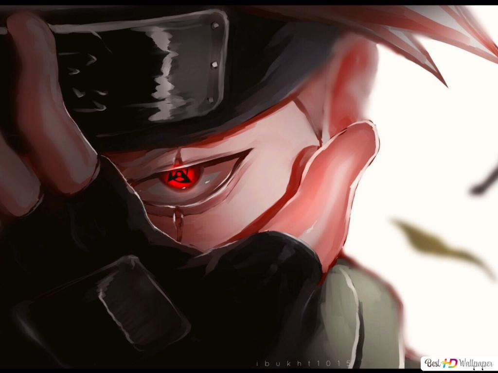 naruto shippuden kakashi of the sharingan wallpaper 1024x768 16179 18