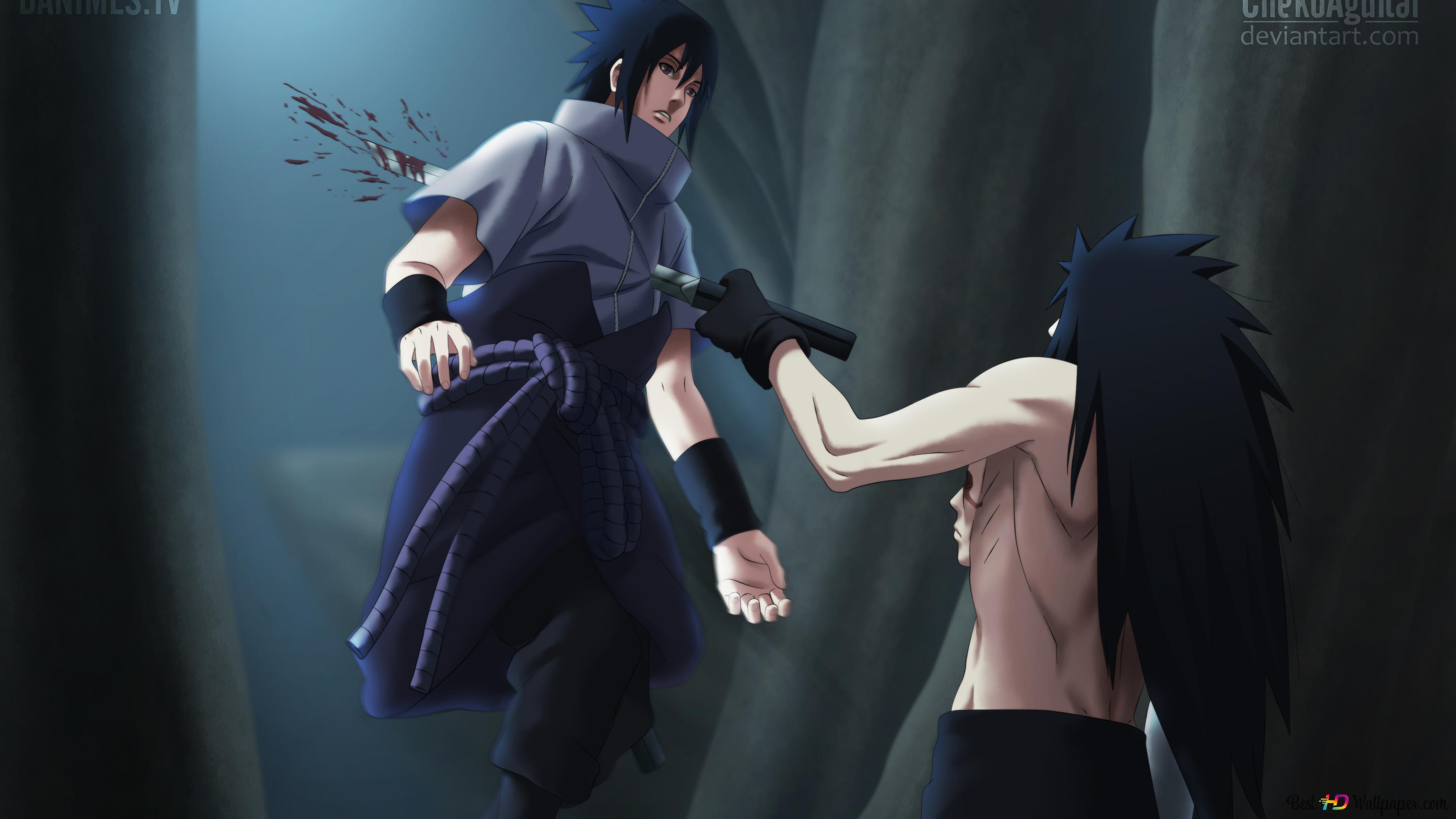 Descargar Fondo De Pantalla Naruto Shippuden Madara Uchiha