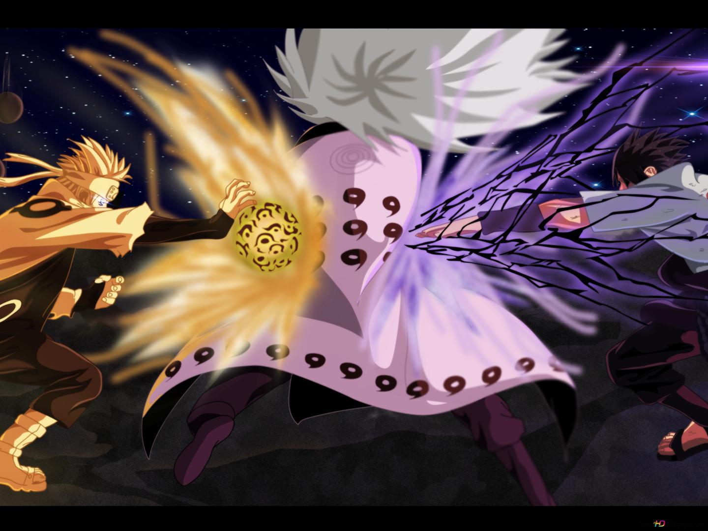 naruto shippuden naruto uzumaki sasuke uchiha madara uchiha wallpaper 1440x1080 8044 22