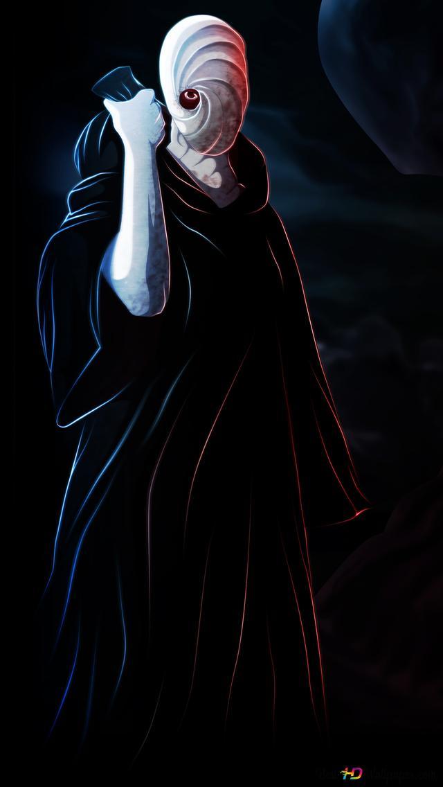 naruto shippuden obito uchiha masked man wallpaper 640x1136 8018 163